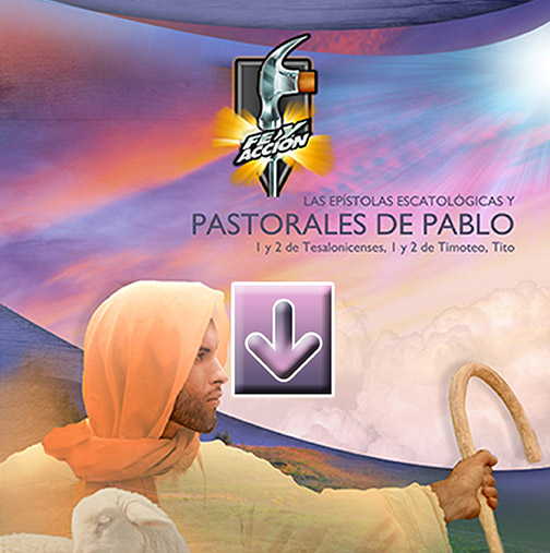 Las epístolas escatológicas y pastorales de Pablo - Archivo comprimido eVisuales - 4411-31SX