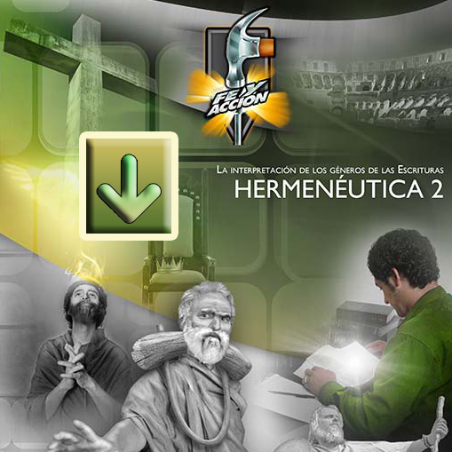Hermenéutica 2: La interpretación de los géneros de las Escrituras - Archivo comprimido eVisuales - 4421-23SX