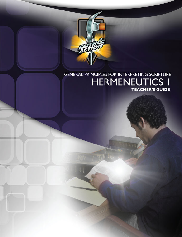Hermeneutics 1
