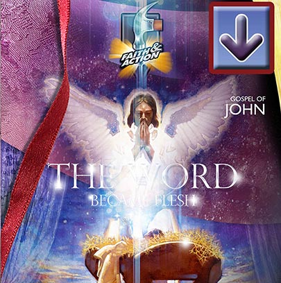 Gospel of John - eVisuals Zipped Download - 4411-12EX