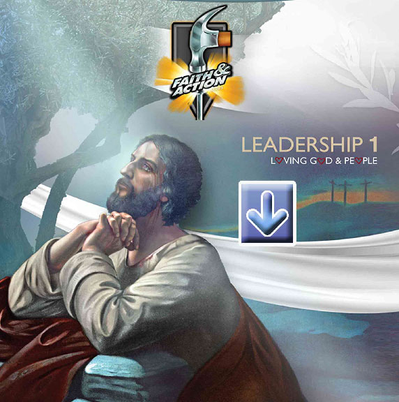 Leadership 1: Loving God & People - eVisuals Zipped Download - 4431-28EX