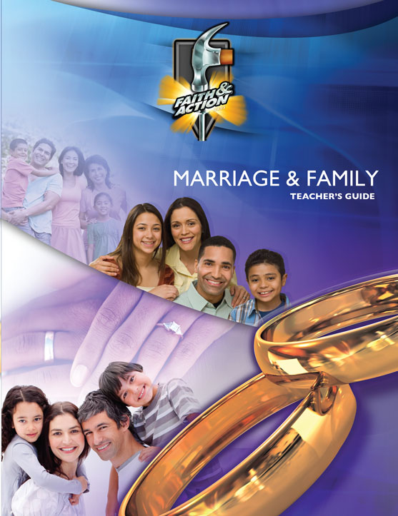 Marriage & Family - Teacher's Guide DOWNLOAD - 4432-37E1D
