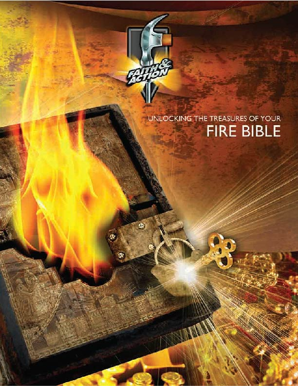 Unlocking the Treasures of Your Fire Bible