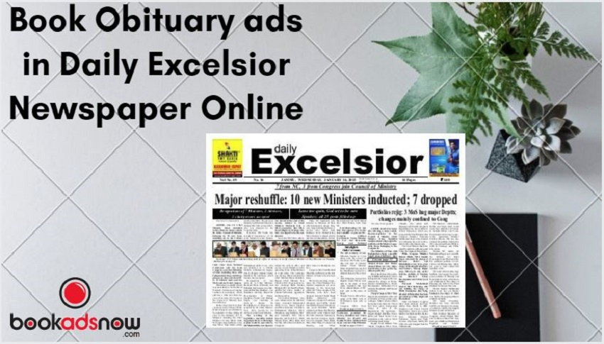 daily excelsior obituary