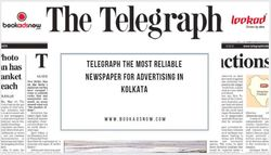 Telegraph: The Most Reliable Newspaper for Advertising in Kolkata