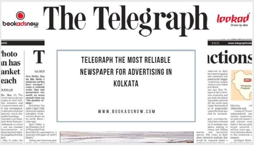 telegraph advertising
