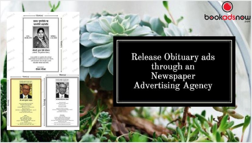 Obituary Ads