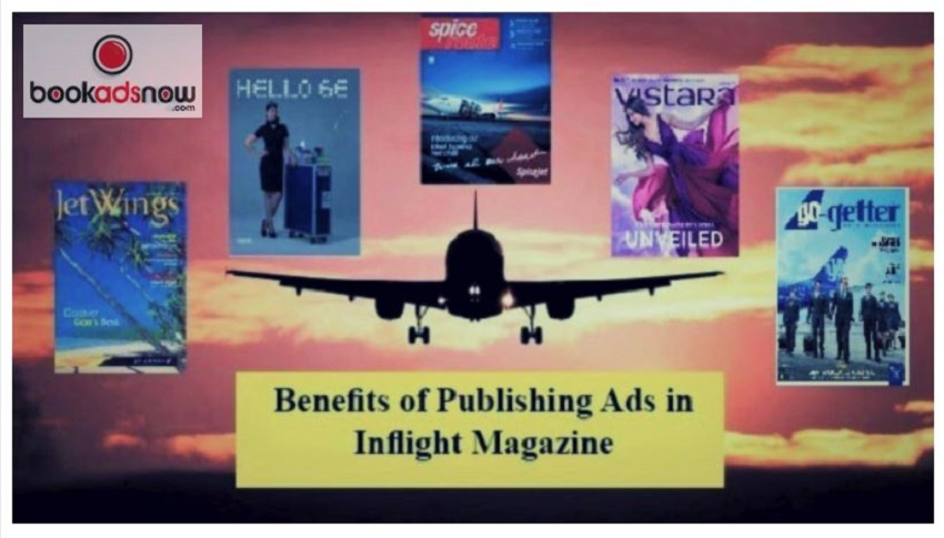inflight magazine advertising