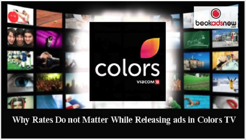 colors tv advertising
