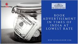 Book Advertisement in Times of India at Lowest Rate
