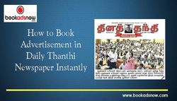 How to Book Advertisement in Daily Thanthi Newspaper Instantly