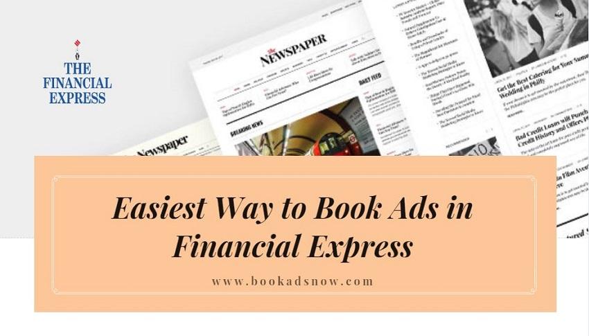 Financil express ads
