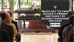 One Stop Solution to Booking Gujarat Samachar Obituary Ad