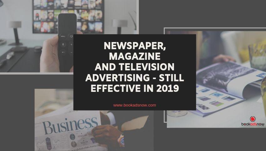 Different advertising medium