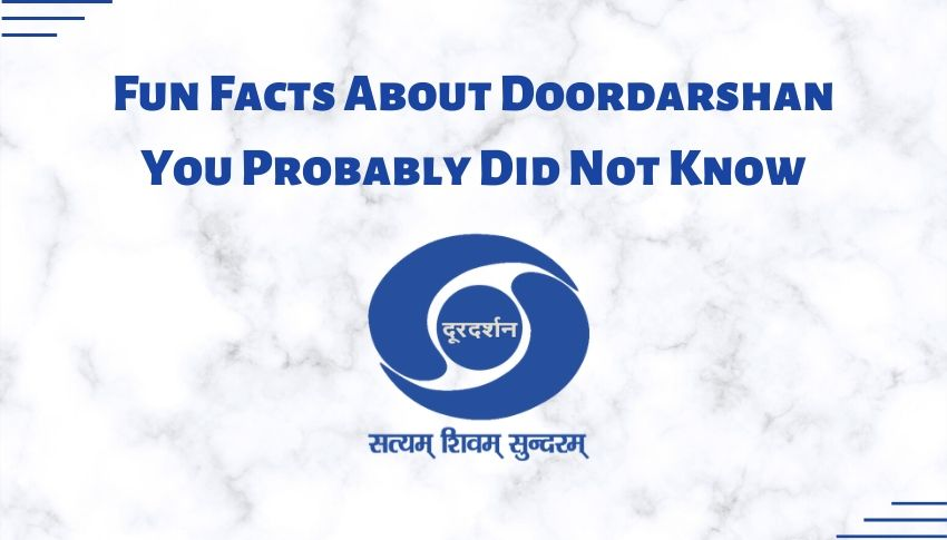 doordarshan advertisement
