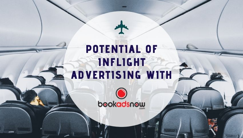 Inflight Advertising with Bookadsnow