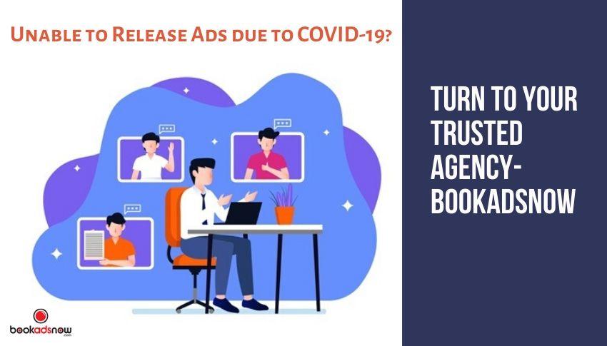 Release ads via Bookadsnow