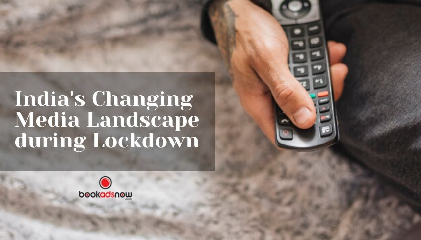 India's Media Landscape during Lockdown