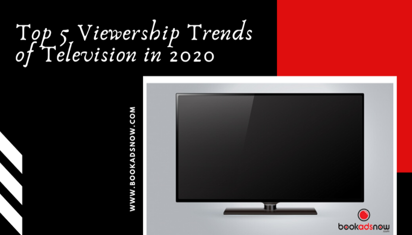 TV viewership trends