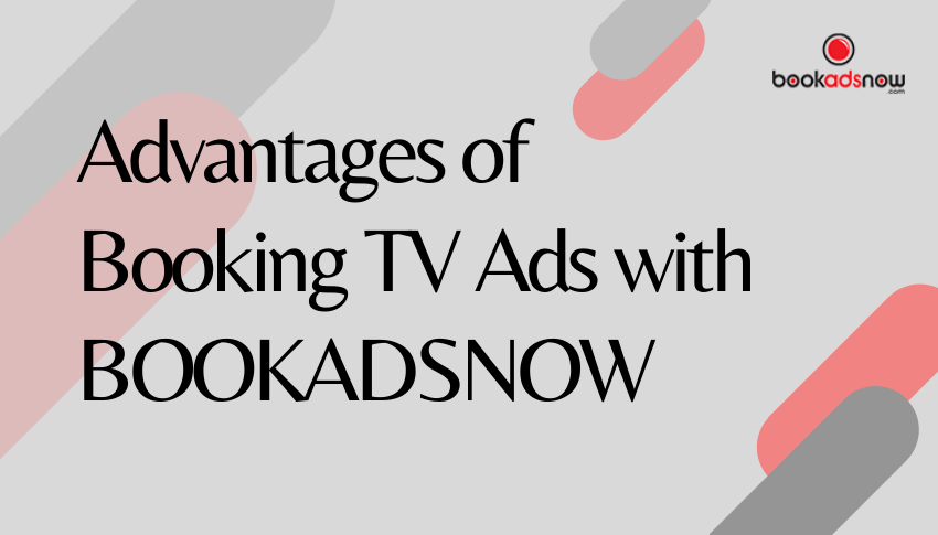 Booking TV Ads