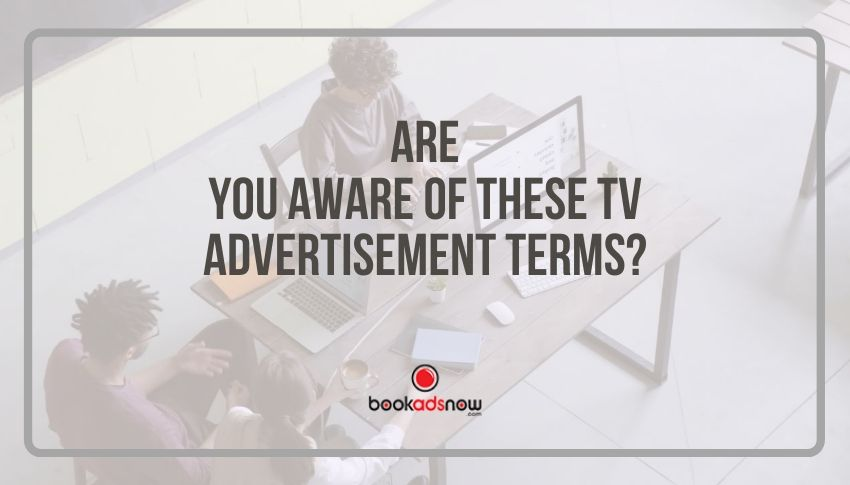 TV Advertisement Terms