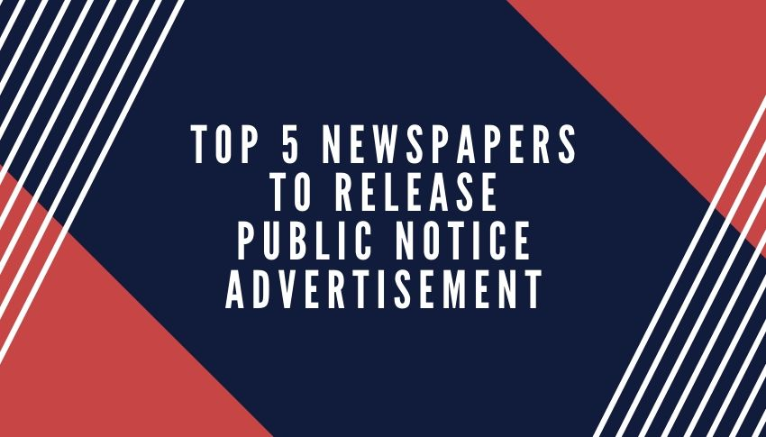 Top 5 Newspapers