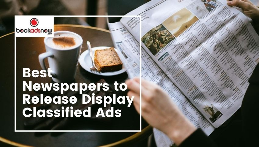 Release Display Classified Ads