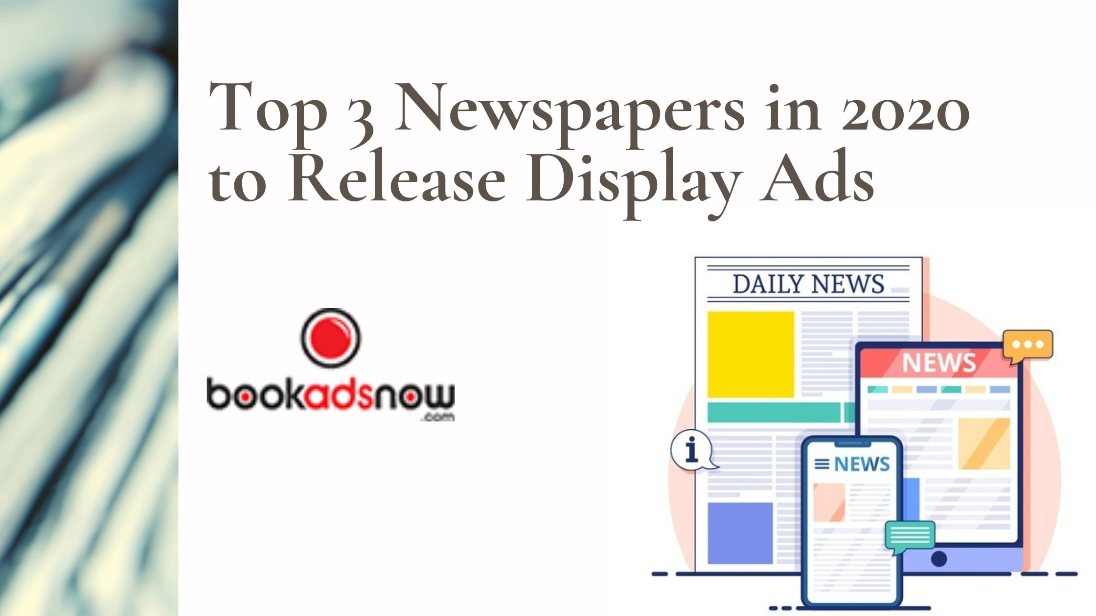 Release Display Ads