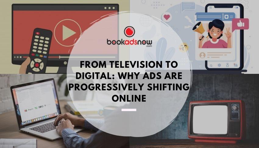 Digital vs Television advertising