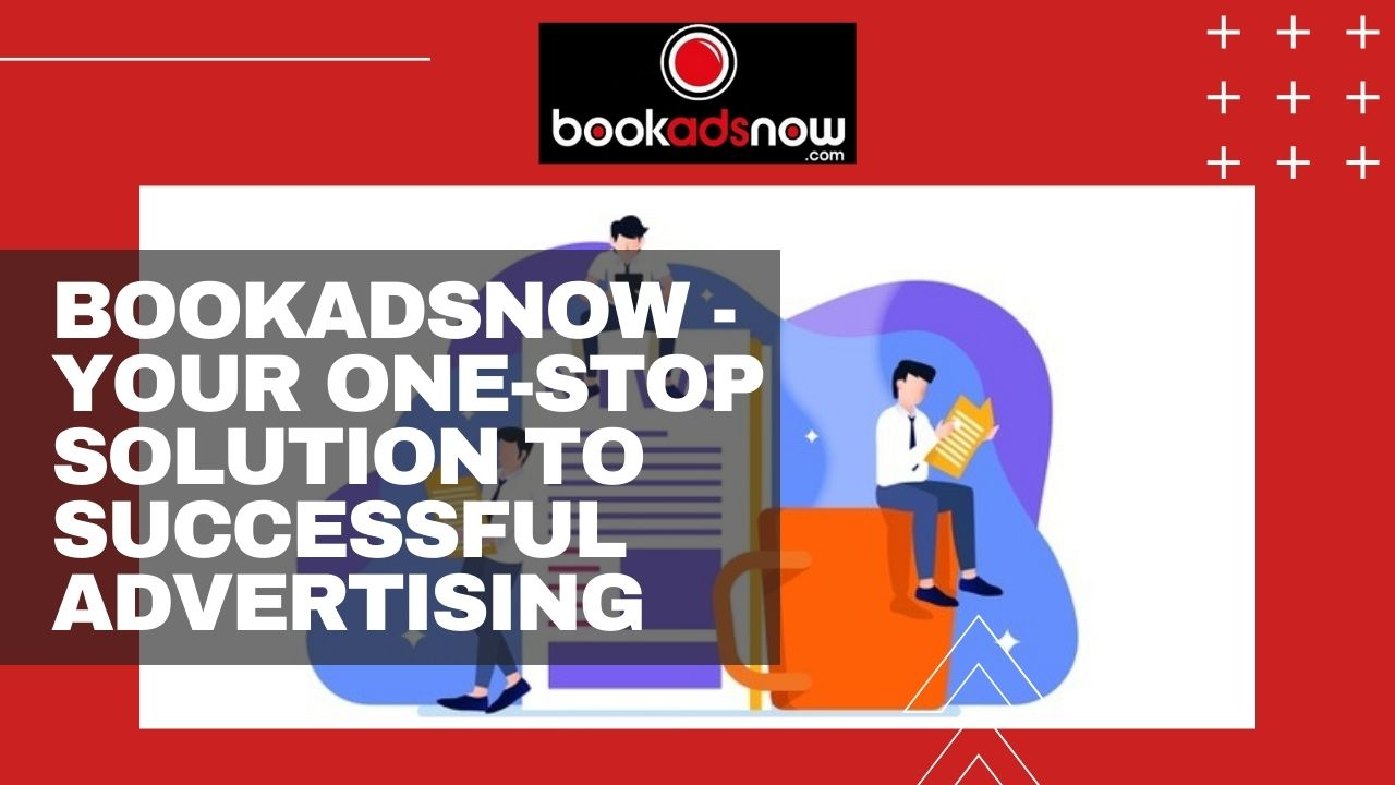 Advertising Bookadsnow