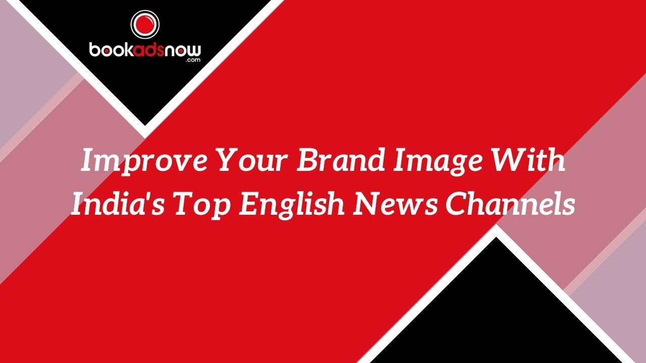 English news channels India