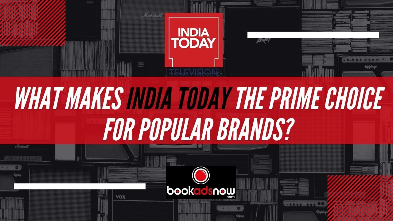 India Today advertisement