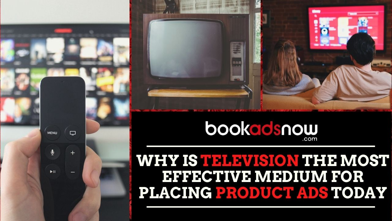 Effective television medium