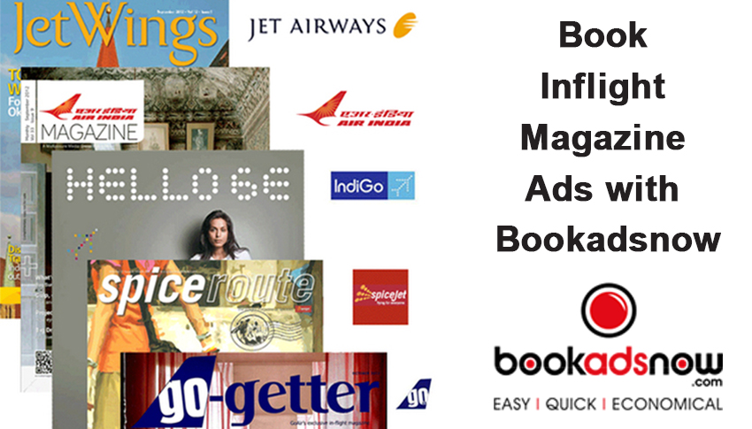 Inflight Magazines Advertising