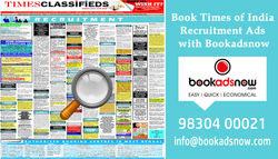 Guidelines For Placing Times Of India Recruitment Ads