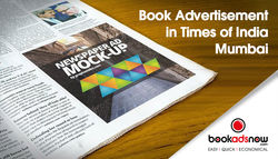 Step By Step Guide To Book An Advertisement In The Times Of India Mumbai
