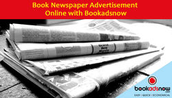 Book Newspaper Classifieds Through an Ad Agency