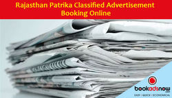 Rajasthan Patrika Advertisement Booking Online at Best Ad Rates