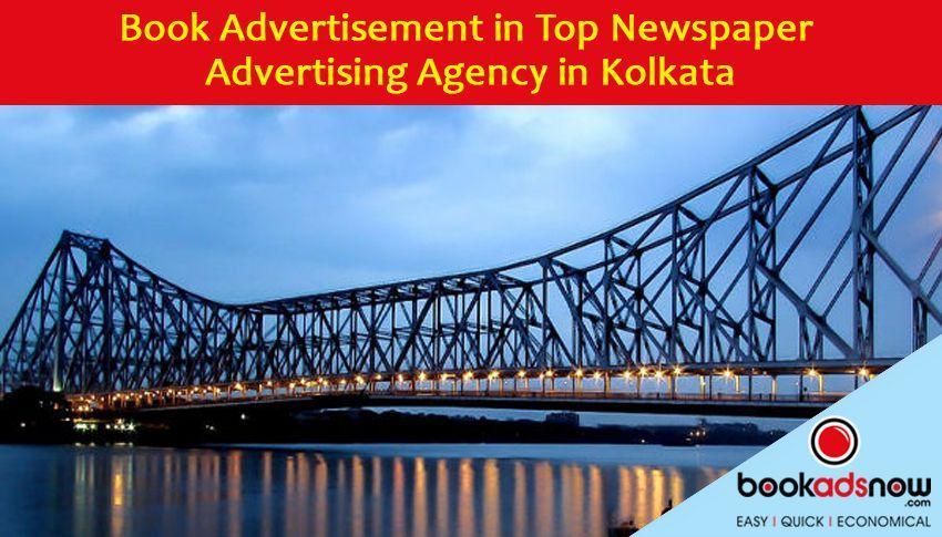 newspaper advertising agency in Kolkata