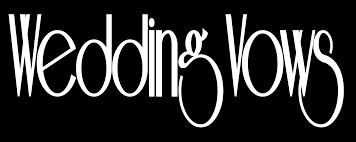Wedding Vows Advertisement