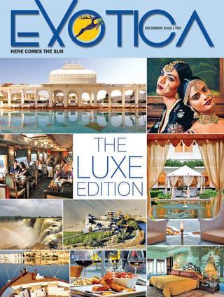 Exotica Advertisement