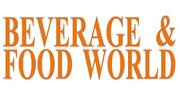 Beverage & Food World Advertisement