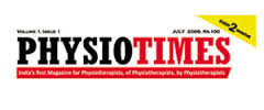 Physio Times Advertisement