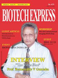 Biotech Express Advertisement