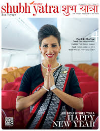 Shubh Yatra AIR INDIA Advertisement