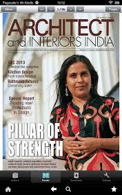 Architect and Interiors India Advertisement