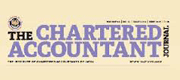 The Chartered Accountant Advertisement