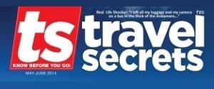 Travel Secrets Advertisement