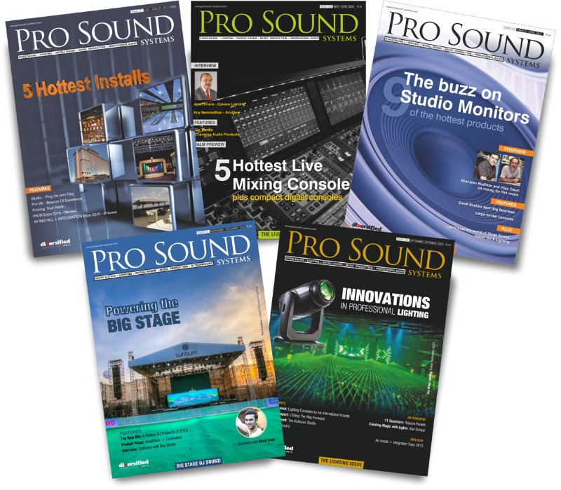 Pro Sound Systems Advertisement