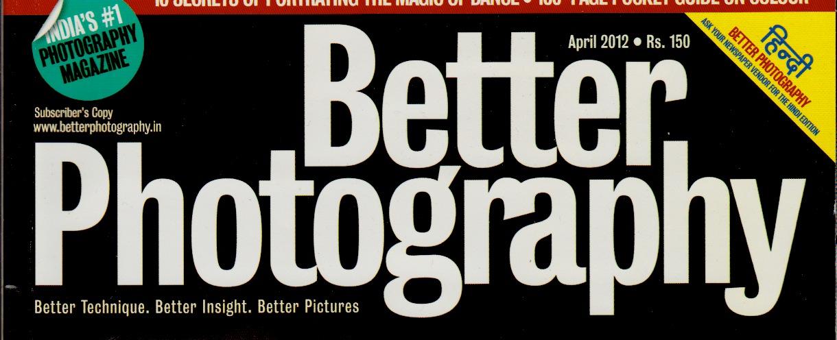 Better Photography Advertisement